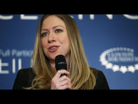 Chelsea Clinton Gets A Lifetime Achievement Award Because Nothing Matters