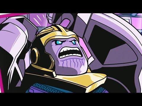 NEW! Avengers Infinity War Level! LEGO Marvel Superheroes 2!