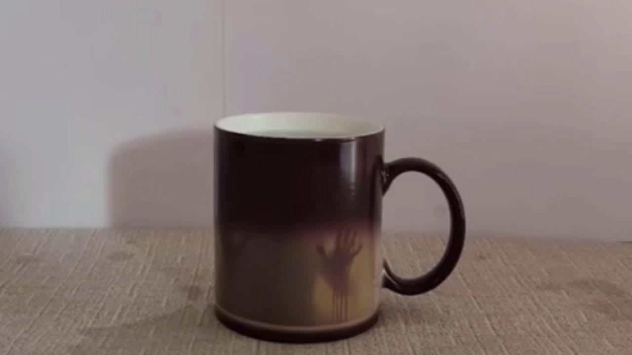Mugchanges When Zombie Liquid Hot Morphing You Coffee Add nwOPkN80X