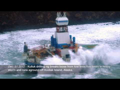Shell Oil Arctic Drilling Accidents