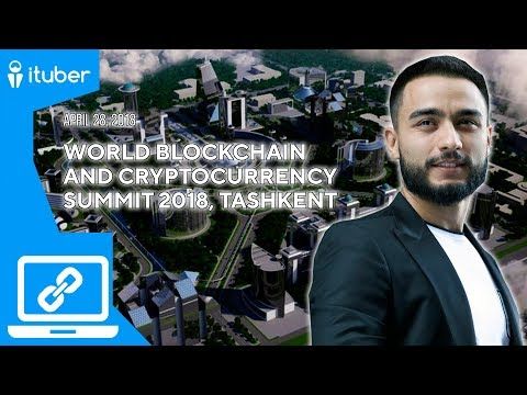Анонс World Blockchain And Cryptocurrency Summit Tashkent с