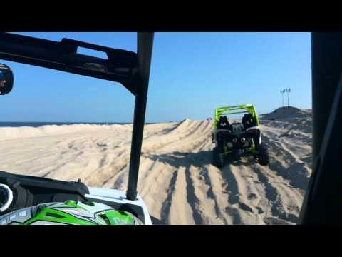 POV Dune Buggy Ride Funtown Pier Seaside Park NJ