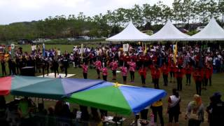CILC March Pass   Cempaka Annual Sports Day 28th March 2015