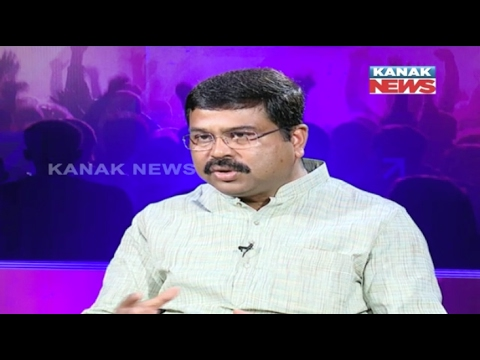 Exclusive Interview With Union Minister Dharmendra Pradhan