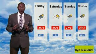 LUGANDA Forecast for 07/09/2018 By Lubega Michael
