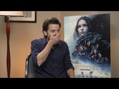ROGUE ONE: Diego Luna Says Director Gareth Edwards is the True Rebel