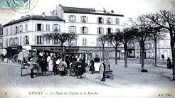 La ville d'Épinay-sur-Seine !