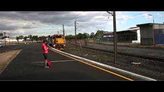 KiwiRail Scenic Train - New Zealand