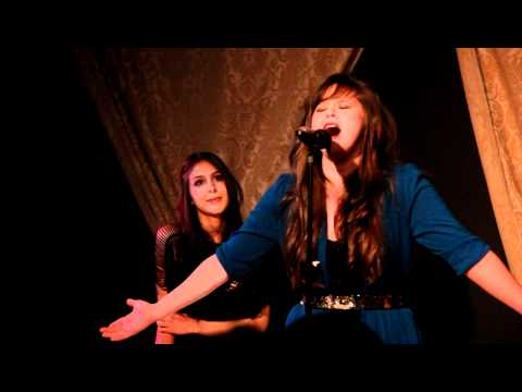 Whitney Houston - I Have Nothing - Tribute Cover by Honey Ribar