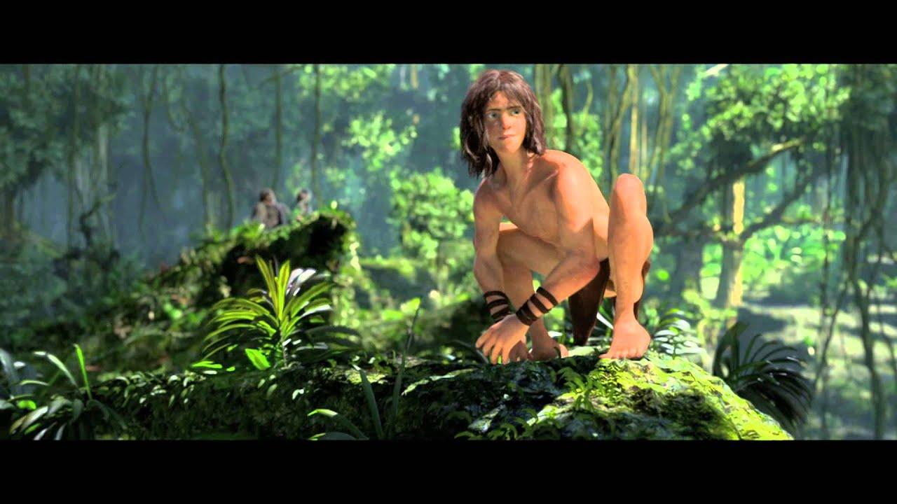 Tarzan 3D - English Official Trailer Hd - Youtube-1926