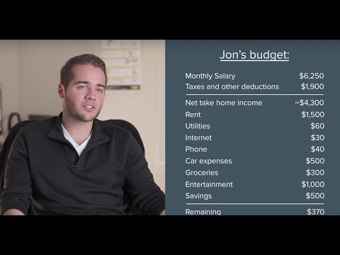 Start-up CEO | My budget & planning for the future | Part 3 | Khan Academy