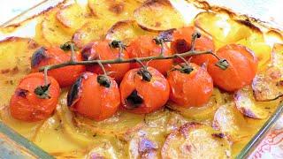 Так картошку мало кто готовит а зря Картошка по французски или картофель булочника пекаря
