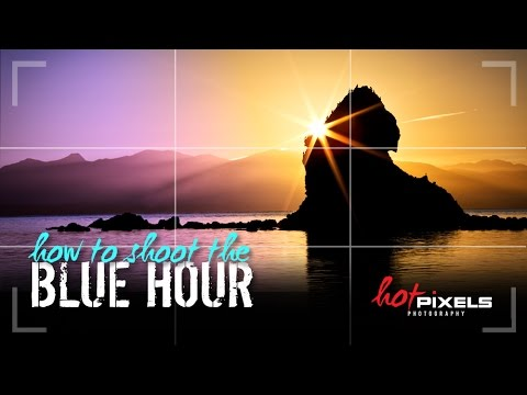 Landscape Photography Tips | How to shoot the Blue Hour with NiSi filters