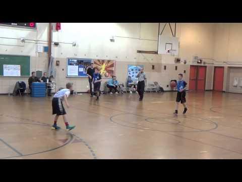78th Precinct Youth Council Basketball Juniors Team 1 Vs 7 12 15 2013