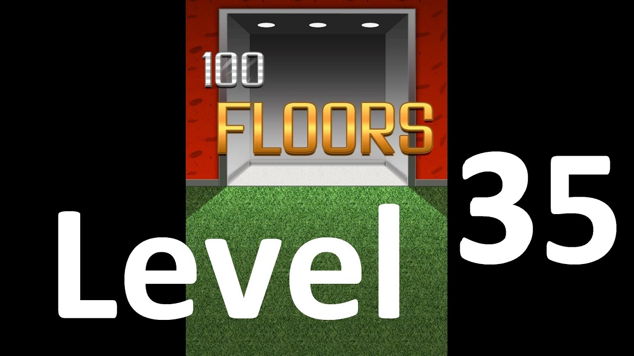 100 Floors Level 35 Home Plan