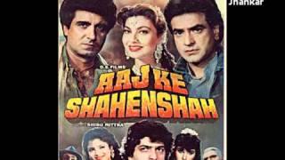 mohabbat kitne rang badalti - Aaj Ke Shahenshah(1991) - Kumar Sanu - arunkumarphulwaria