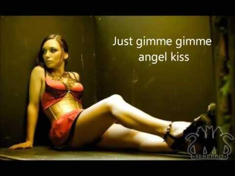 Serebro- Angel Kiss (Lyrics)