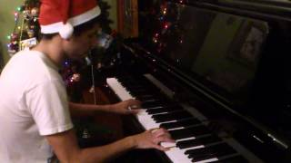 Blink 182-Boxing Day (piano cover by Alex Bourne)