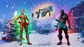 CHRISTMAS UPDATE! *NEW WEAPON, SKINS, DANCES & MORE!* | Fortnite Battle Royale