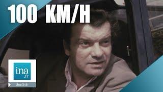 1973 : Quand les Français étaient contre la limitation de vitesse à 100 km/h | Archive INA