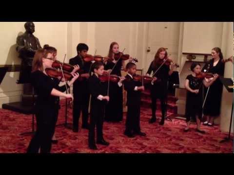 Suzuki Violin Cincinnati