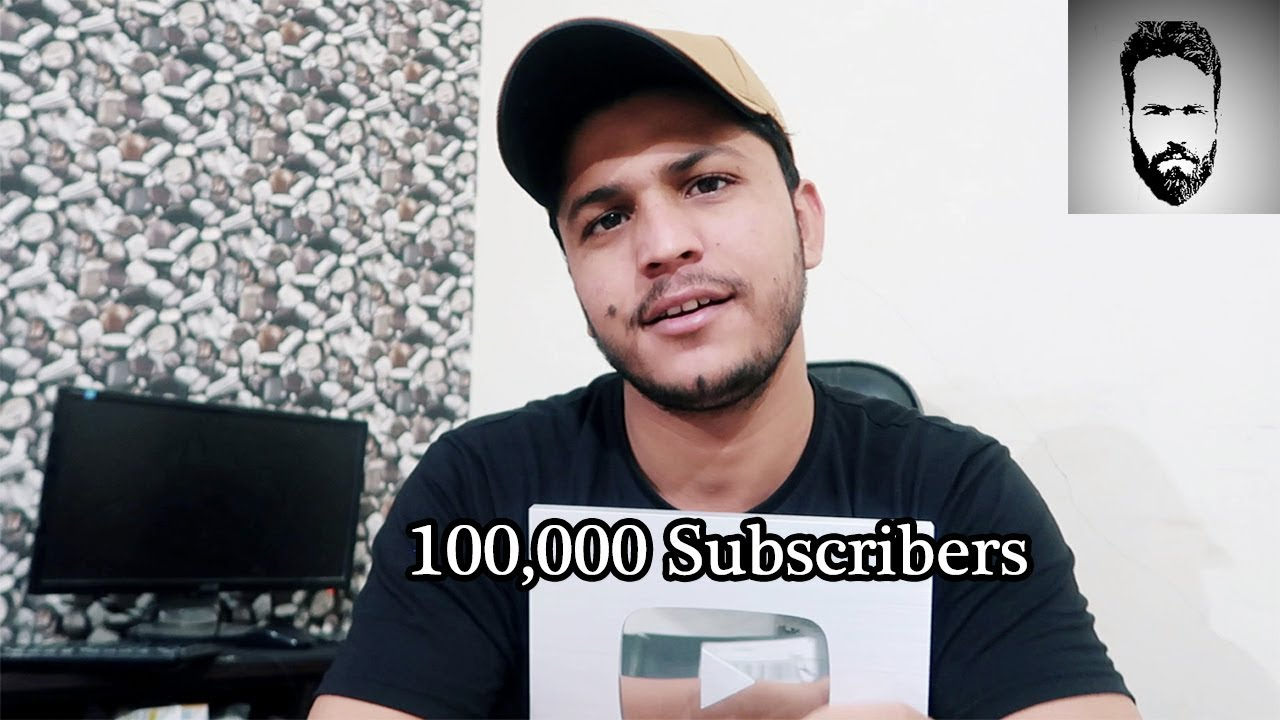 Story Of My Youtube Ustad Bali X 100 000 Subcribers Silver Play