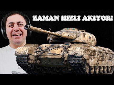 EVDE ZAMAN GEÇİRTEN BEDAVA OYUN - World of Tanks #EvdeKal