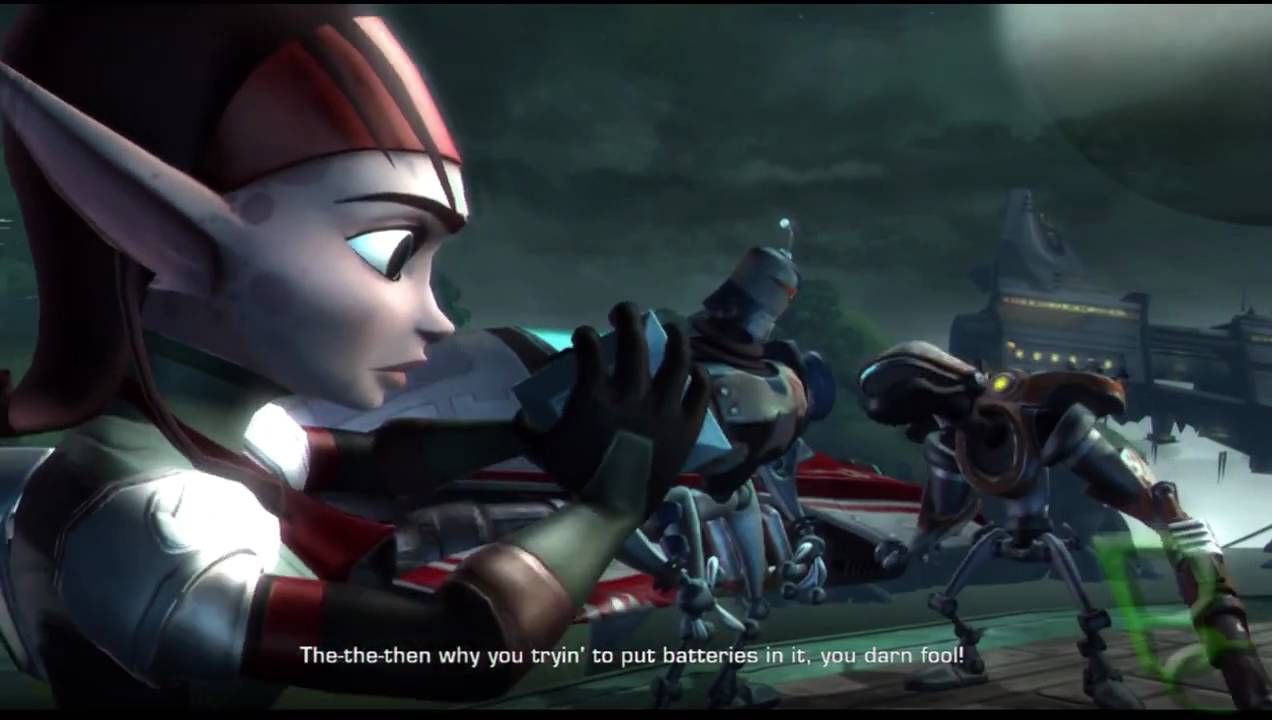 Ratchet Clank Tools Of Destruction Walkthrough Part 11