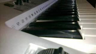 Izabela Trojanowska - Wszystko czego dziś chcę - Cover on Yamaha