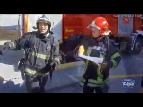 Así trabajan los bomberos de Alcalá