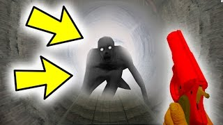 WE FOUND A MONSTER IN GTA 5!!! (The Sewer Gator)