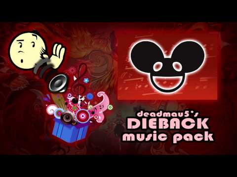 Deadmau5 Dieback Music Pack preview
