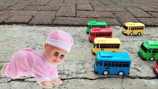 Mobil mobilan Tayo - Kids Toys Tayo the Little Bus