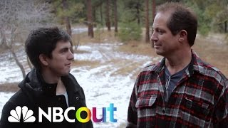 Filmmaker 'Coming Out' To His Dad (Exclusive Clip) | NBC Out | NBC News