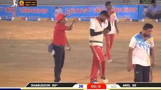 SUPER OVER | Nash Bangalore Vs Johnson Kundapura Semi Final Match