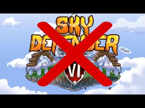 Sky Defender VI : Pas de point de vue pour moi cette saison (BUG)