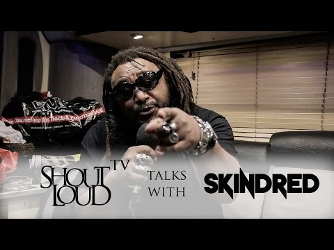 Skindred Interview: About touring with Zebrahead, Donald Trump & more!