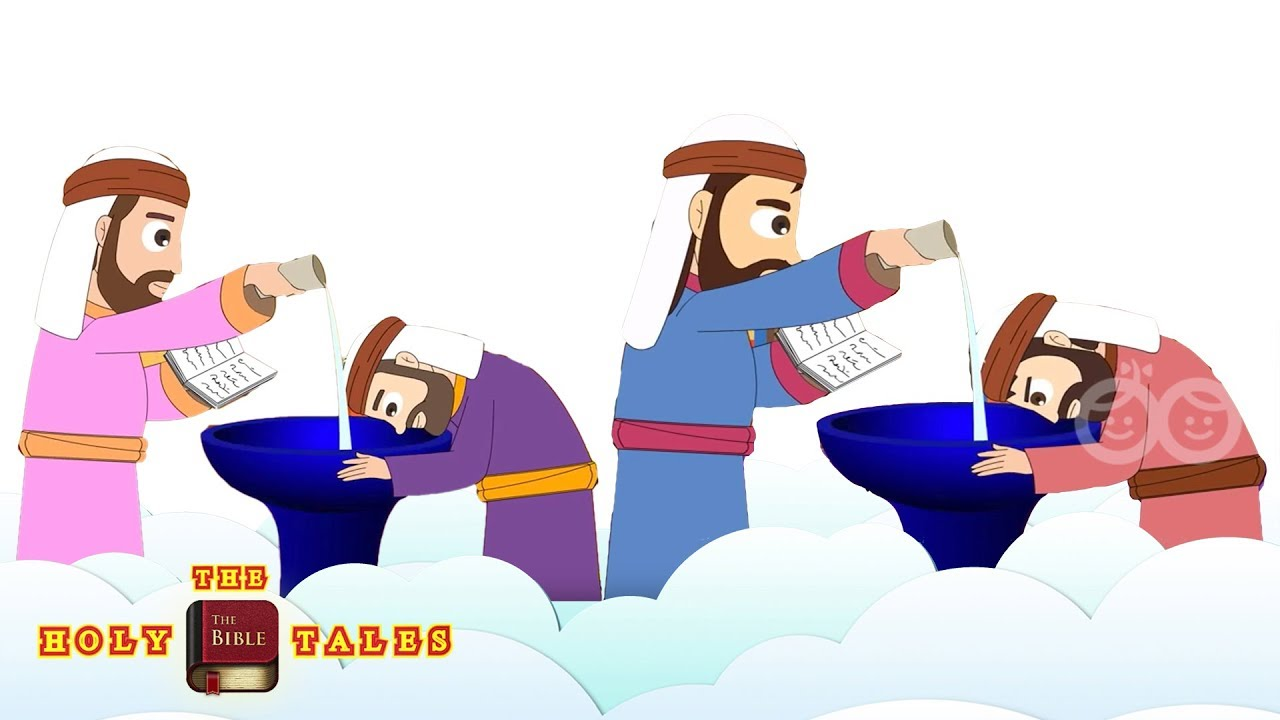 Judas And Silas Are Chosen - Bible Stories For Children