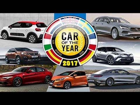 car of the year 2017 voiture de l 39 ann e 2017 autoreduc tv youtube. Black Bedroom Furniture Sets. Home Design Ideas