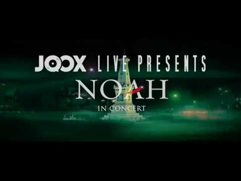 Joox live Present NOAH in Concert Sponsored by Federal Oil
