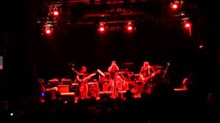 Electric Ash Cover of Man in the Box at House of Blues, Anaheim 11-25-15
