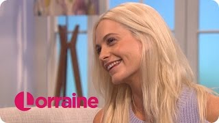 Gambar cover Poppy Delevingne On Her Charity Work And Sister Cara | Lorraine