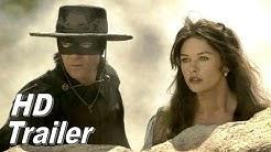 Die Maske des Zorro - HD Trailer [German/Deutsch]