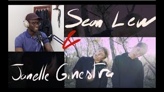 🔥🔥MY REACTION🔥🔥- Icon -  Sean Lew ft Janelle Ginestra