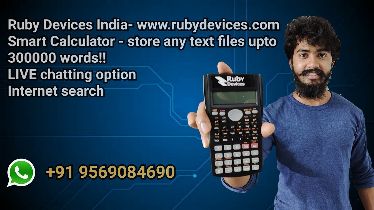 Ruby scientific calculator- LIVE CHAT, Store files, Search internet