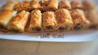 El Açması Efsane Kıymalı Börek Tarifi | Tadimiztuzumuz