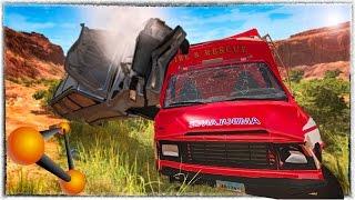 СРОЧНАЯ ДОСТАВКА ПАЦИЕНТА | BEAMNG DRIVE - БЛОКБАСТЕР #1(, 2016-08-04T06:10:06.000Z)