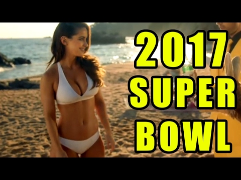 The Best 2017 Super Bowl 51 Commercials Compilation (FULL HD)- 2017