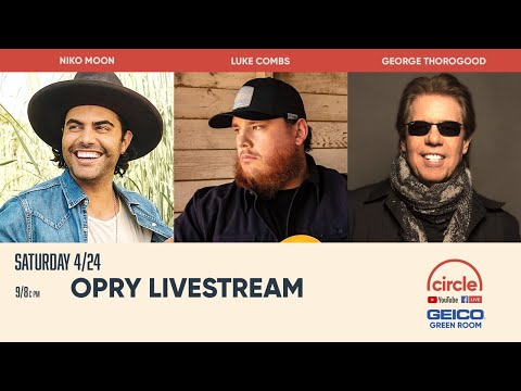Grand Ole Opry Performance   April 24, 2021