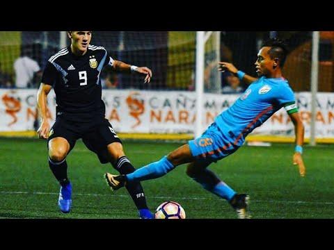 India VS Argentina U-20    MATCH HIGHLIGHTS